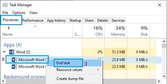 Windows 10'da Çıkma Programlarını Zorla