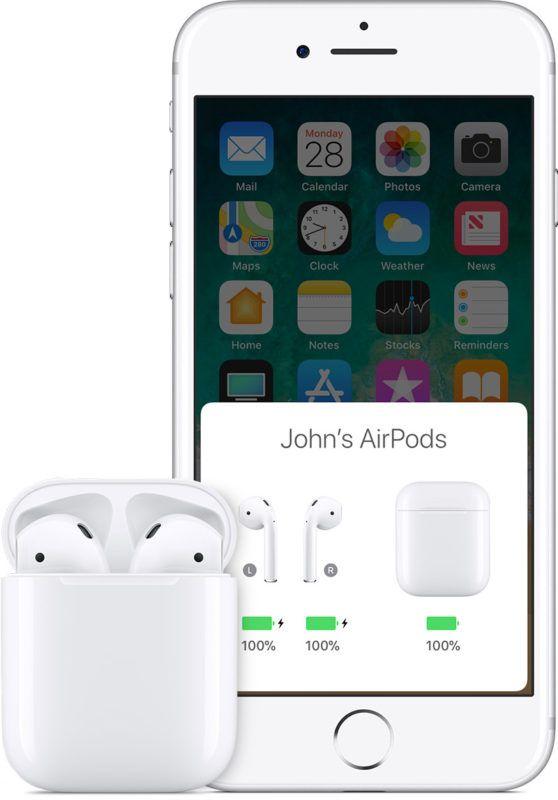 AirPod'ları tekrar iPhone'a bağlama
