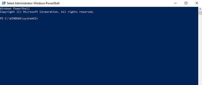 Fix Kopyala Yapıştırma Çalışmıyor Windows Windows Powershell Yönetici Tipi Komutu