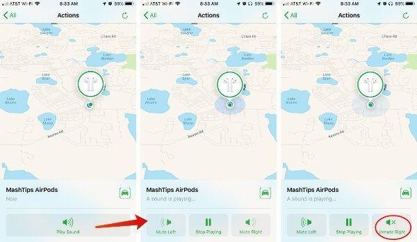 AirPods iPhone Sesimi Buluyor