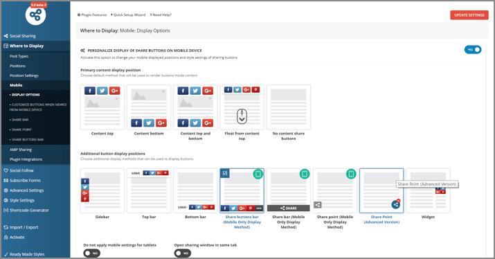 10 En İyi Sosyal Medya Paylaşımı WordPress Eklentileri 4