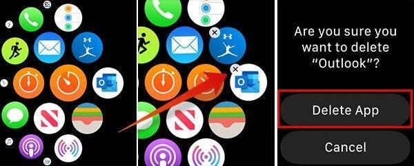 Apple Watch Uygulamaları Silme Yöntemleri