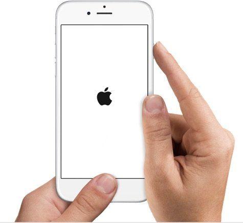 İPhone 6s'ı Yeniden Başlatmaya Zorla