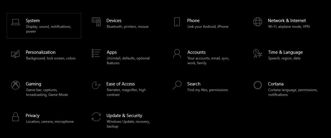 Windows 10'da Özellikler Nasıl Kontrol Edilir