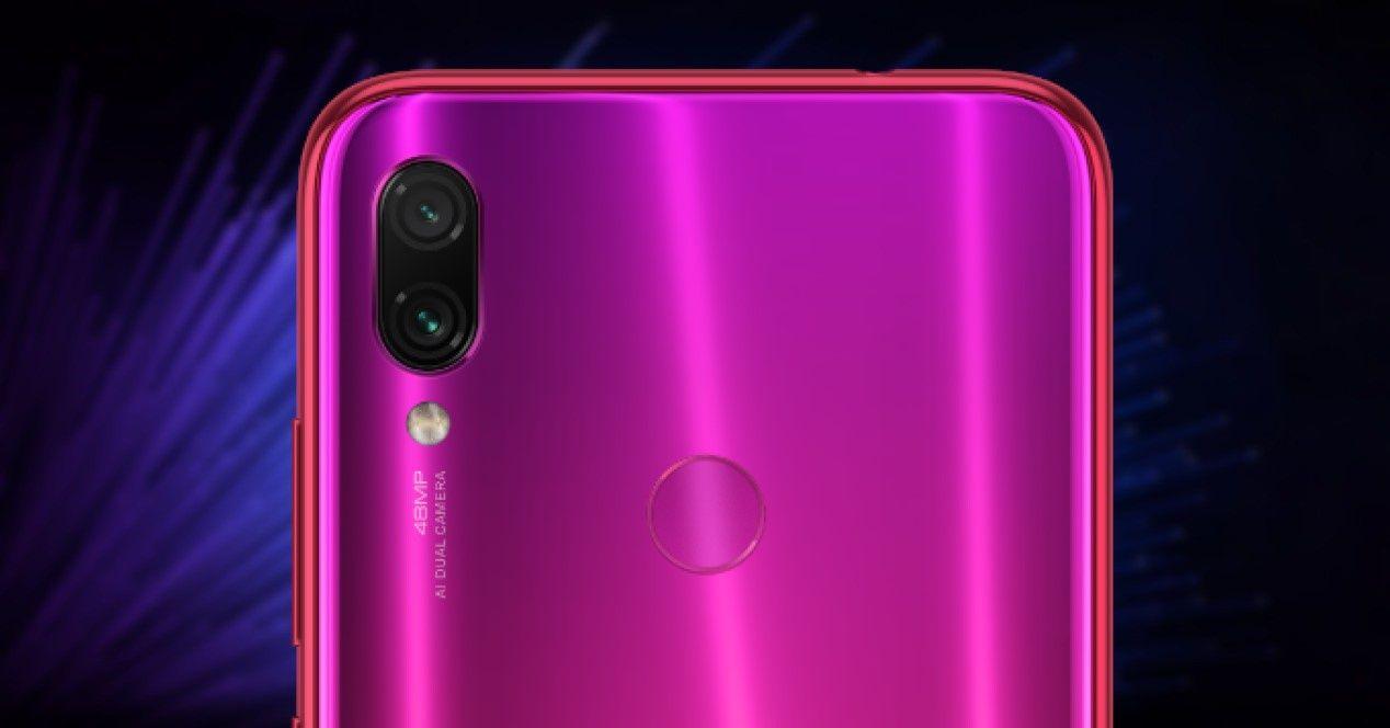 Xiaomi Redmi Note 7 kameraları