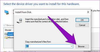 Yüklenen düzeltme sürücüsü bu bilgisayar için doğrulanmadı windows 10 06