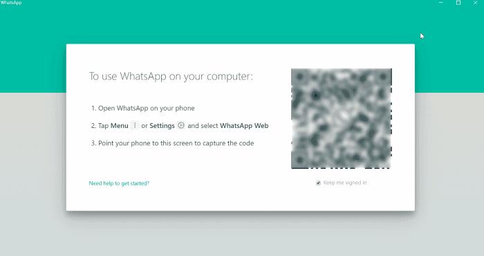 whatsapp masaüstü pic2 açılmıyor veya çalışmıyor