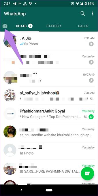 13 numarayı kaydetmek için whatsapp qr kodu nasıl kullanılır