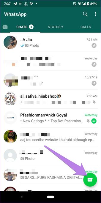 15 numara kaydetmek için whatsapp qr kodu nasıl kullanılır