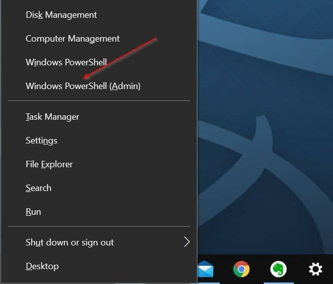 Windows 10 pic4.1 üzerine powershell 7'yi yükleyin