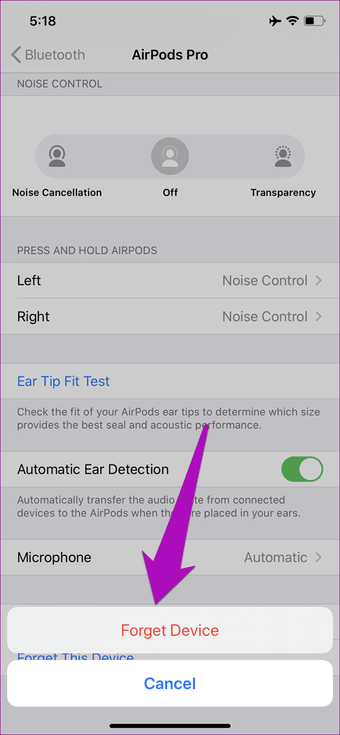 Airpod'ların şarj olmama durumunu düzeltme 02
