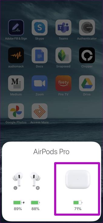 Airpod'ların şarj olmamasını düzeltin 04