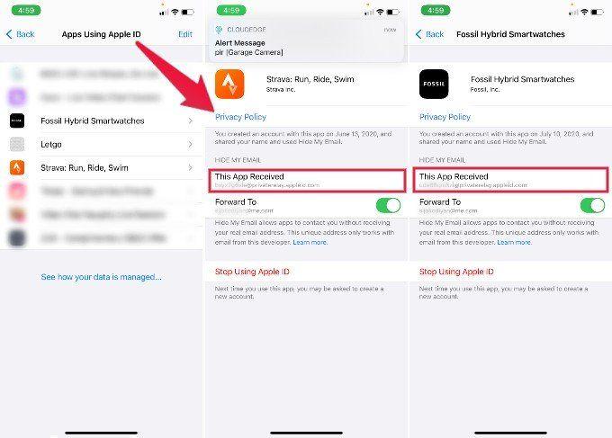 Apple Uygulaması Giriş E-posta Kimliği iPhone