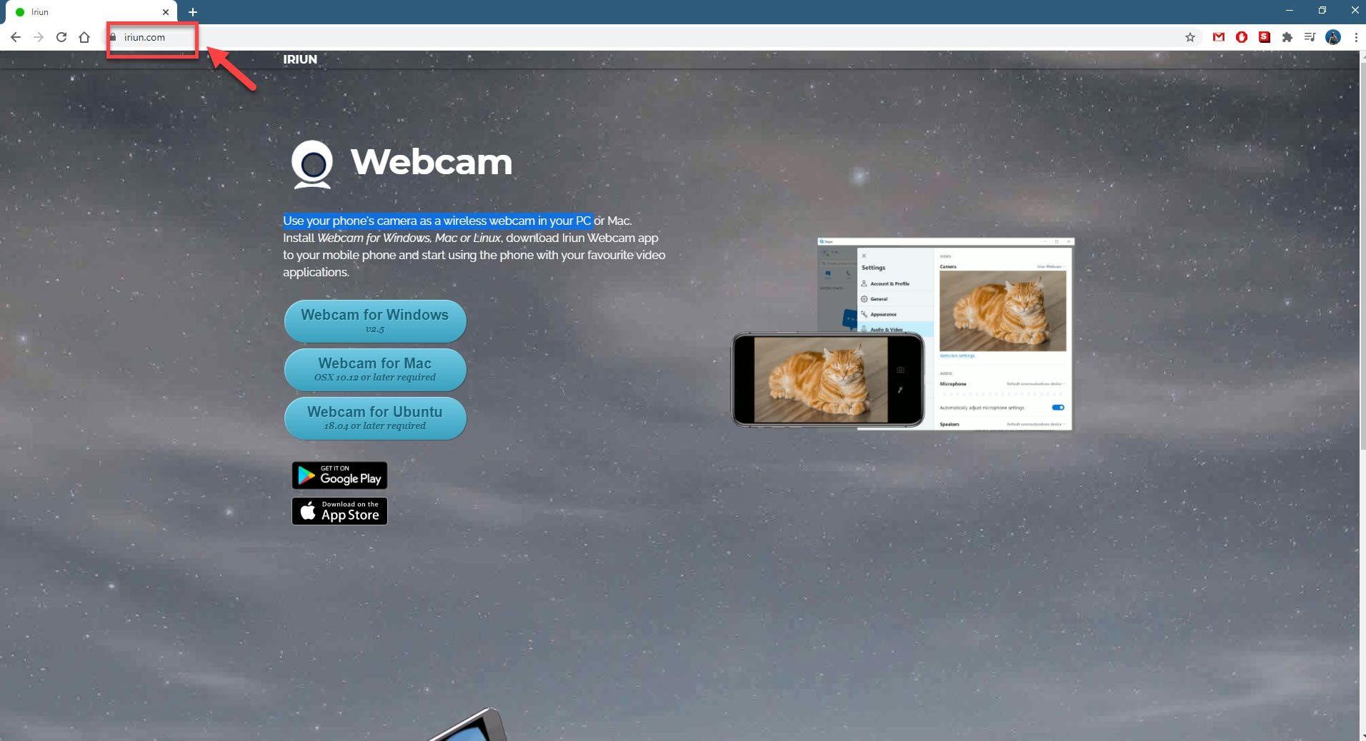 Akıllı Telefonu Web Kamerası Olarak Kullanın