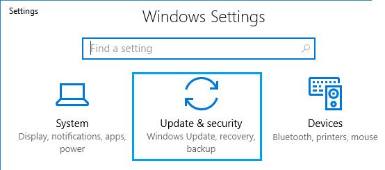 Uygulamanın Windows 10'da grafik donanımı hatasına erişmesi engellendi