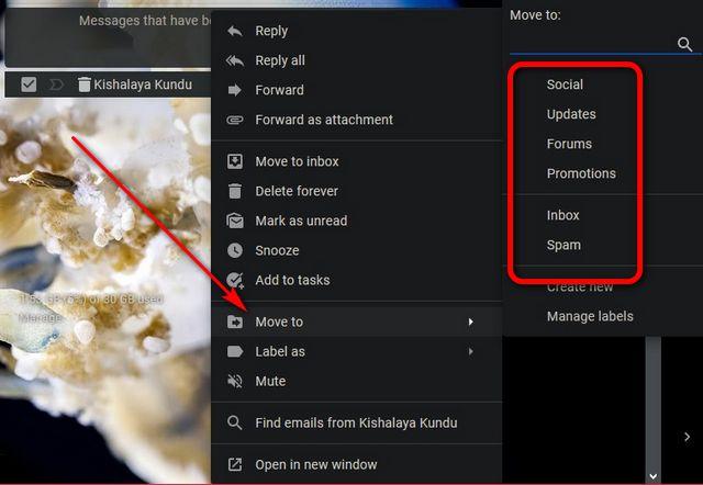 Gmail'de Silinmiş E-postalar Nasıl Kurtarılır