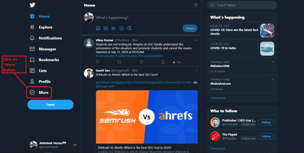 Silinen tweet'ler nasıl bulunur-2