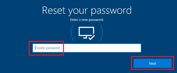Yeni Microsoft Hesabı Parolası Oluşturun