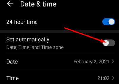 otomatik-tarih-saat-ayarları-android