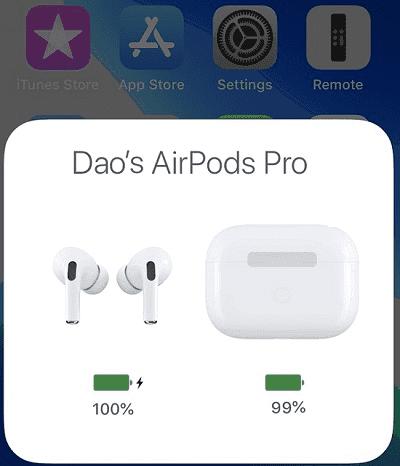 iphone-airpod'ları algılar